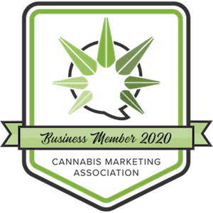 Cannabis Marketing Association Business Member 2020 Badge